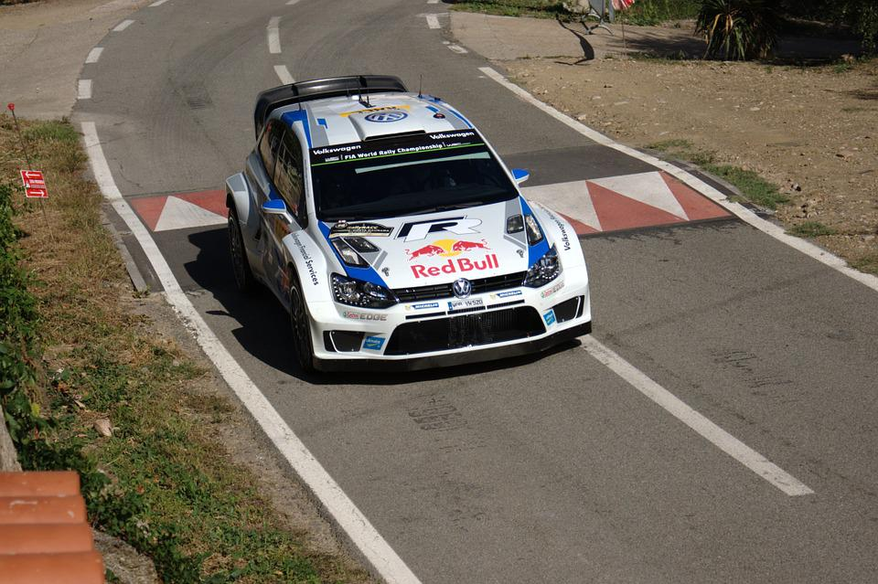 Rally, Volkswagen, Vw Polo, Race Car