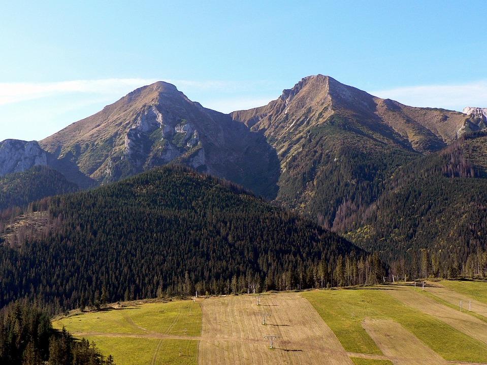 Slovakia, Vysoké Tatry, Mountains, Nature, Stupid