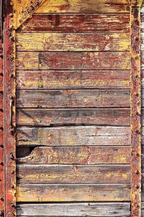 Rust Door Wagon Wood Iron Oxidation & Free photo Wagon Rust Door Oxidation Iron Wood - Max Pixel