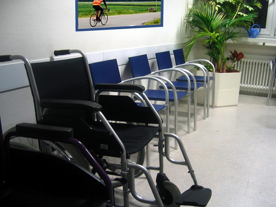 Doctor, Doctor's Office, Practice, Waiting Room