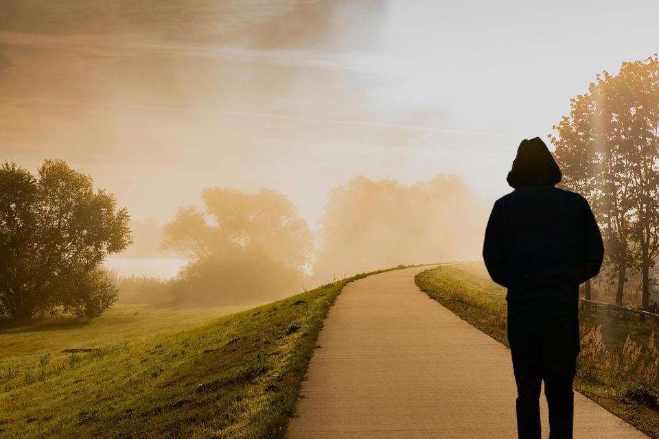 Free photo Walk Single Man Male Alone Going Person Walking - Max Pixel
