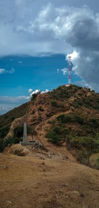 Mountain, Walk, Buga, Valle Del Cauca, Colombia