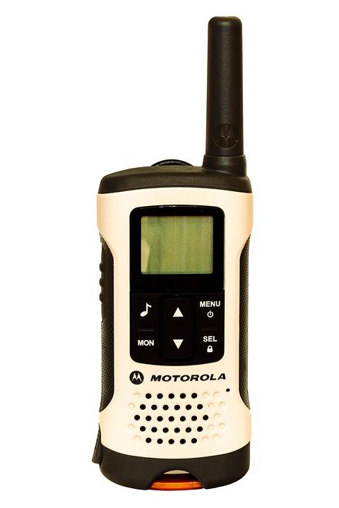 Motorola, Radio, Walkie-talkie, Walkie Talkie