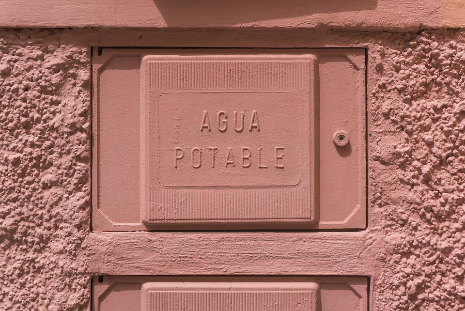 Architecture, Wall, Red, Old, Facade, Amenities, Spain