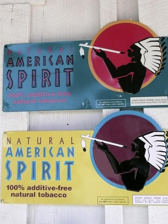 Tobacco, Indian, Native, Sign, Wall, Symbols, Arizona