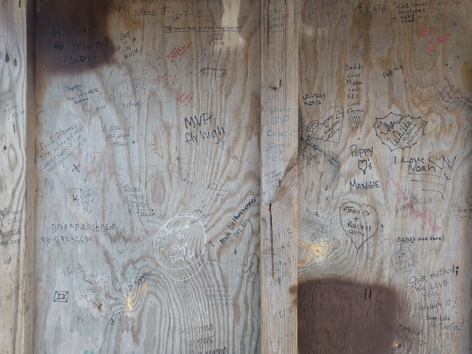 Graffiti, Wall, Young, Artistic, Wall Art, Wooden Fence
