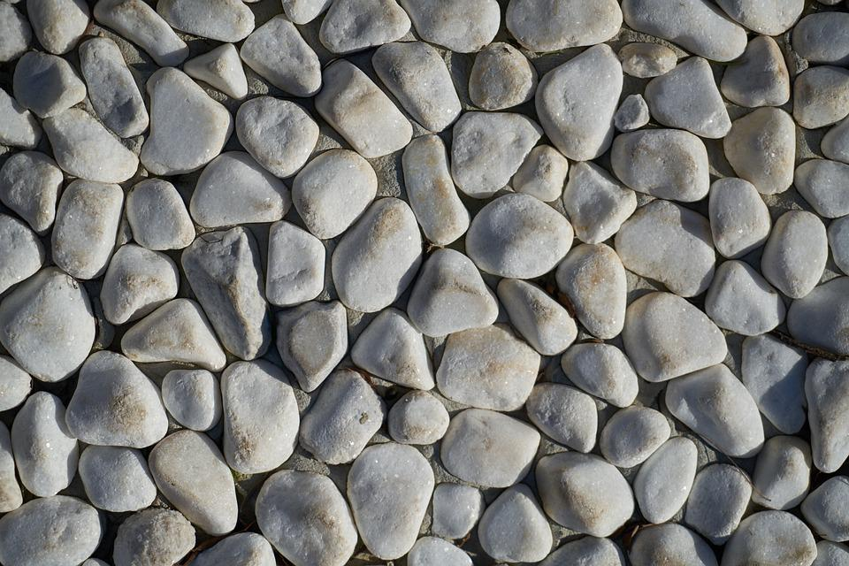 Gravel, Wall, Ground, Old, Worn, Surface, Background