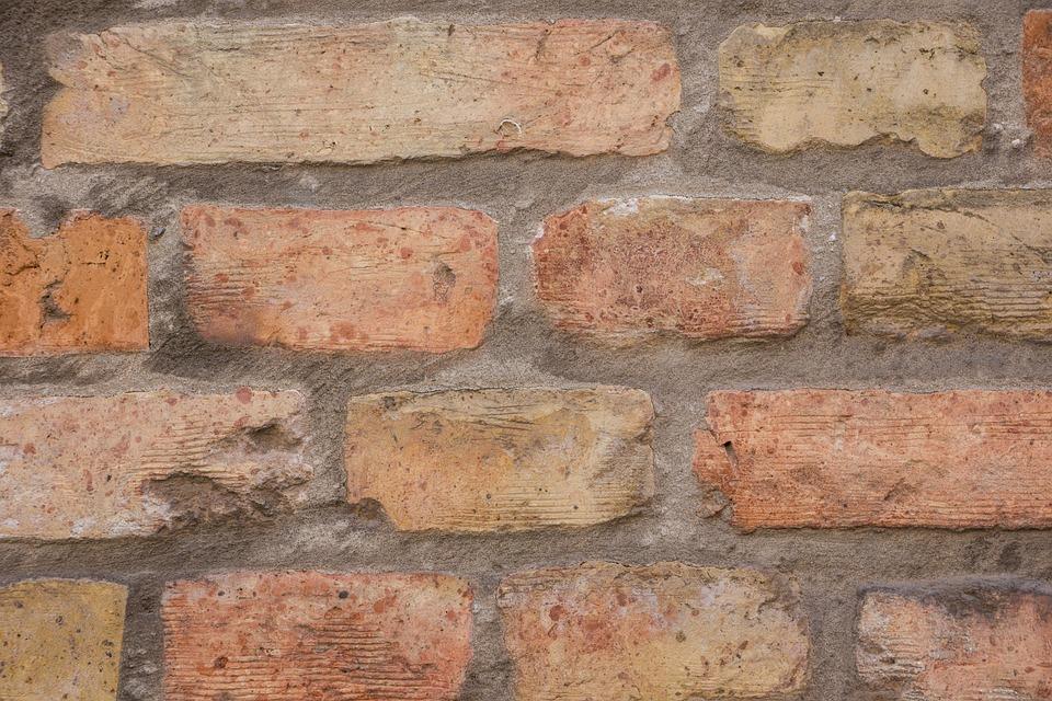 Red Brick, Wall, Texture, Brick, Brick Wall