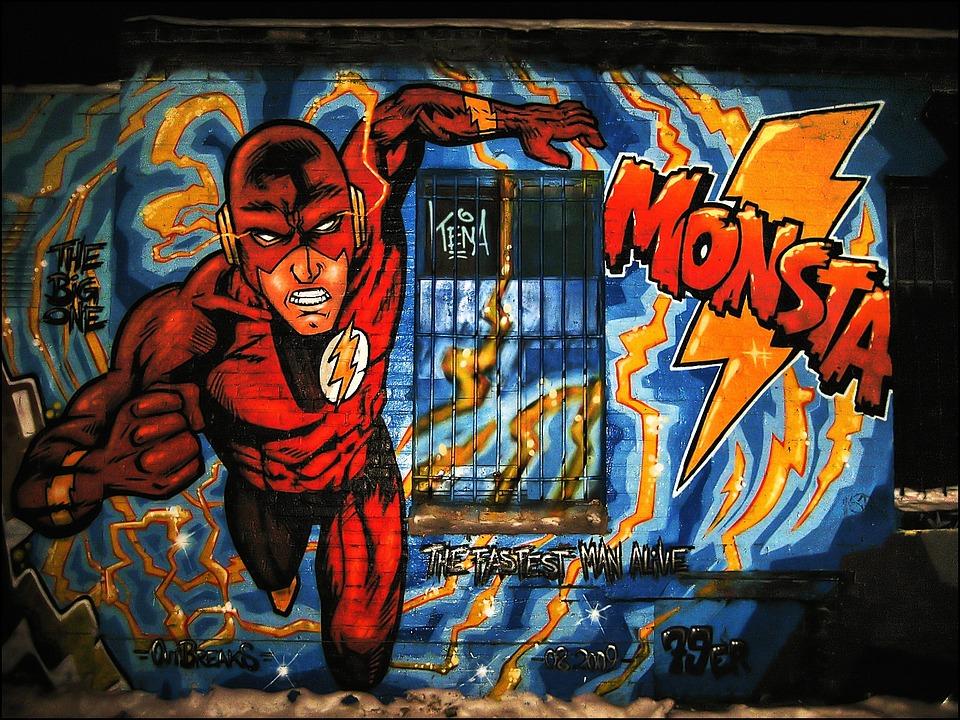 East Side Gallery, Berlin, Germany, Art, Grafitty, Wall