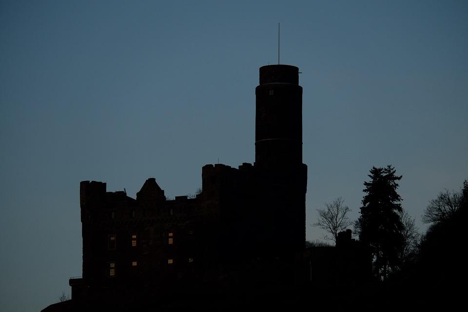 Castle, Fortress, Wall, Battlements, Old Castle
