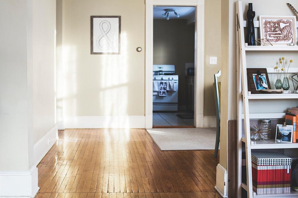 Interior, Design, Shelf, Door, Wall, Floor, Frame