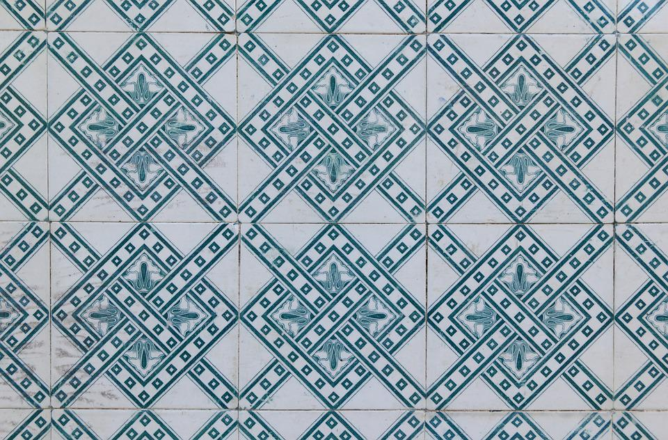 Portugal, Ceramic Tiles, Wall, Covering, Regular