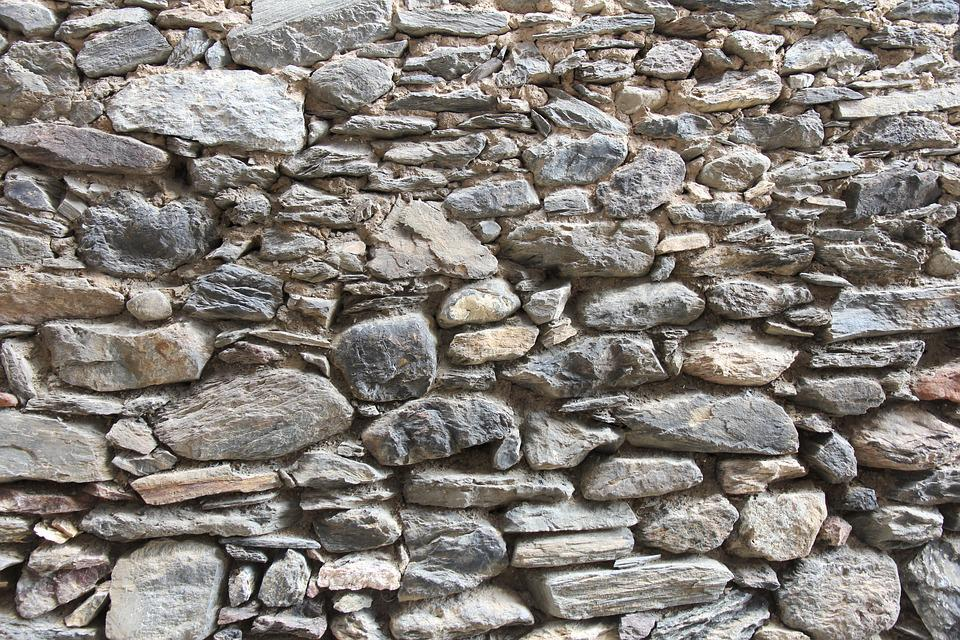 Stones, Wall, Background, Stone Wall, Texture, Rustic