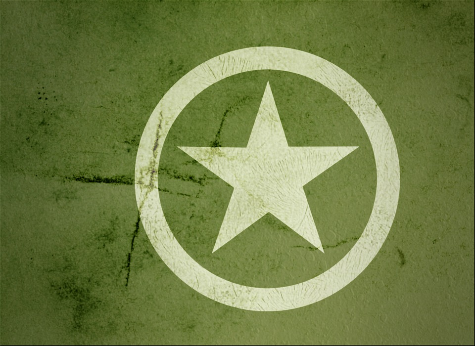 Star, Wall, Background, Masonry, Structure, Old