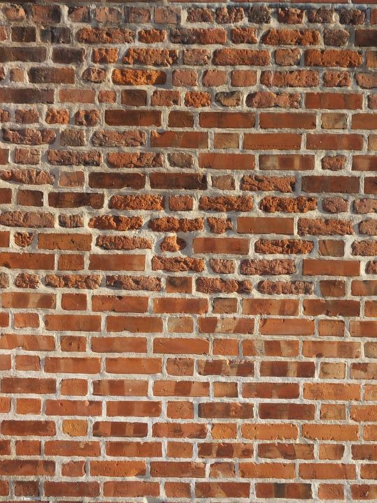Brick, Wall, Brick Wall, Brick Texture, Texture