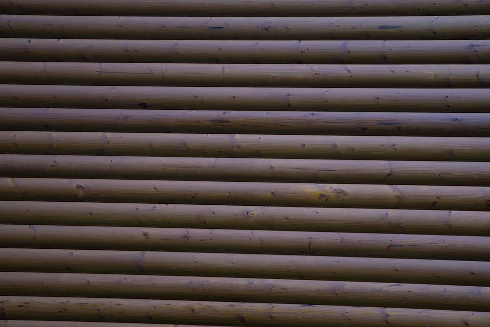 Texture, Wall, Log, Cabin, Barn