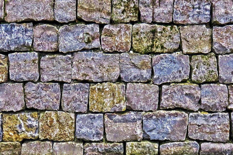 Quarry Stone, Stone Wall, Texture, Natural Stone, Wall