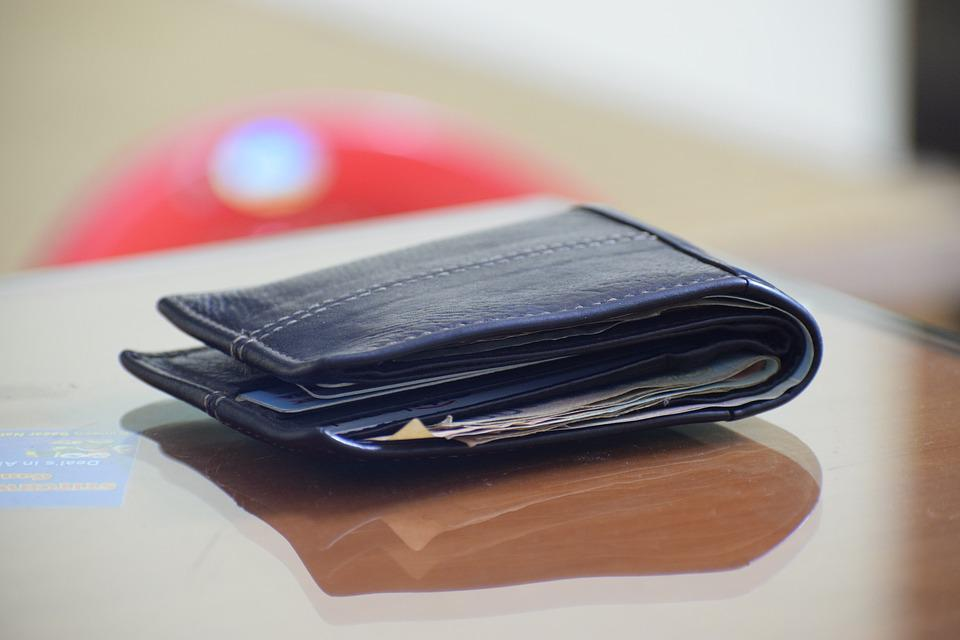 Wallet, Money, Cash, Currency, Purse, Shopping, Paying