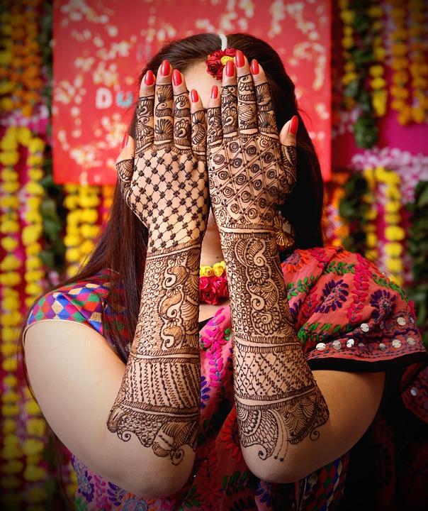 Wedding, India Wedding, Mahendi, Wallpaper, Beautiful