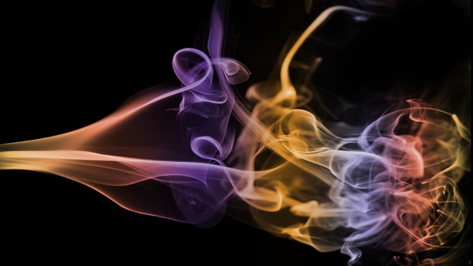 Wallpaper, Smoke, Colors, Design