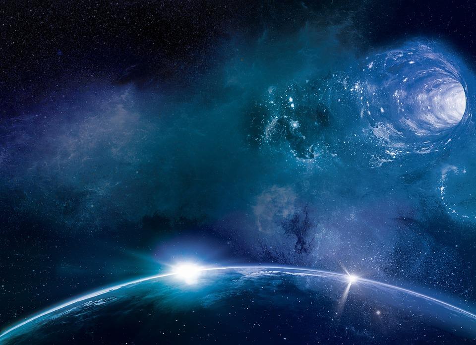 Wallpaper Space Desktop Universe Dark Star Cosmos