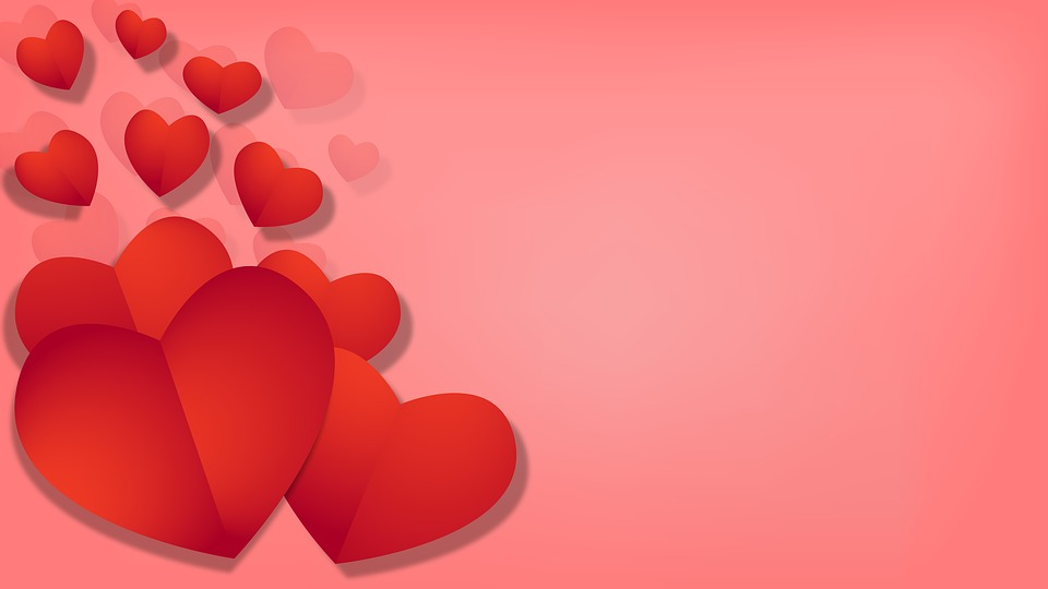 Free Photo Wallpaper Love Love Heart Background Hearts Max