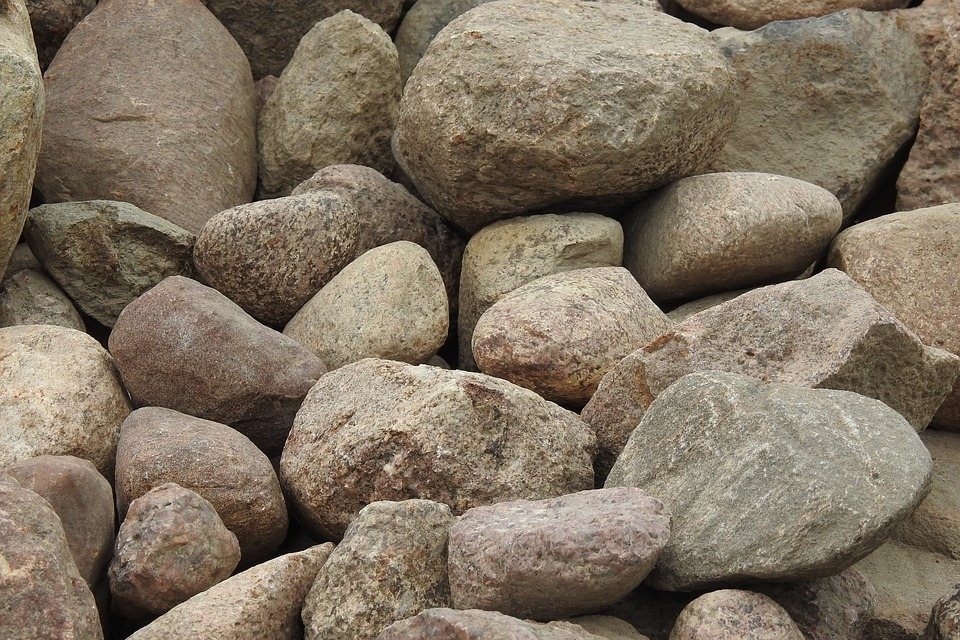 Stone, Rock, Batch, Granite, Wallpaper, The Background