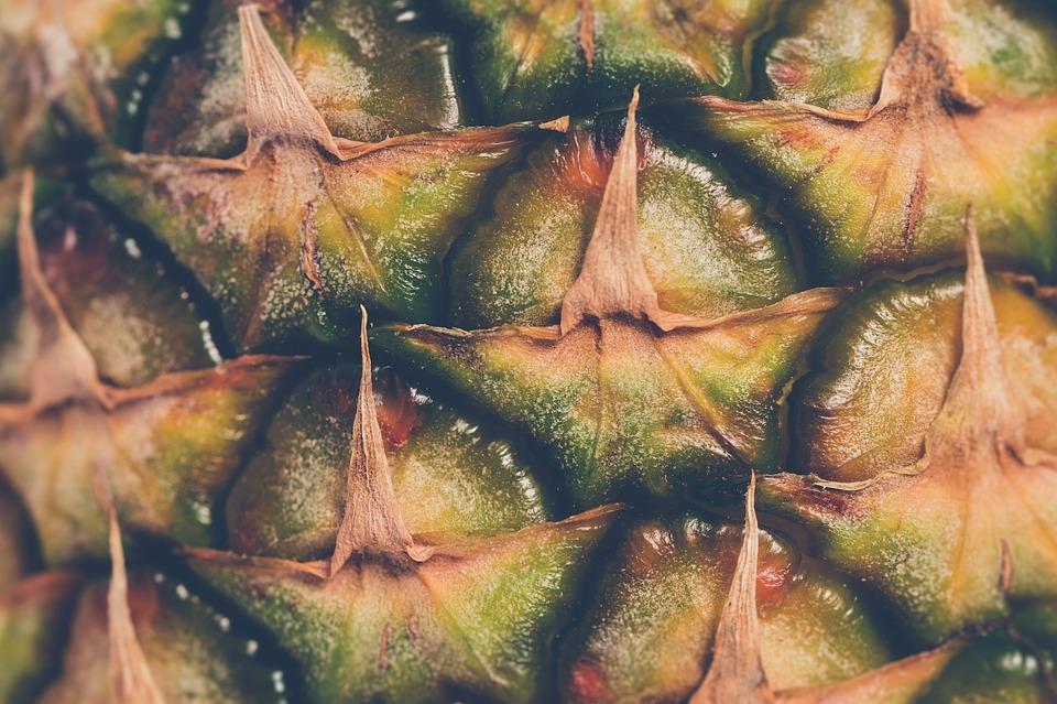 Pineapple, Fruit, Tropical, Exotic, Food, Wallpaper