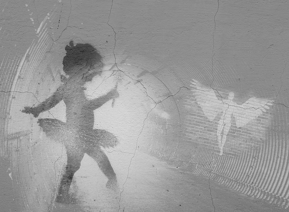 Art, Tunnel, Passage, Abandoned, Light, Walls, Shadow