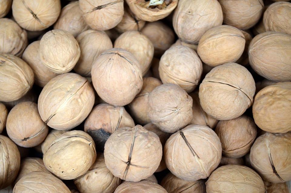 Food, Season, Walnut, Walnuts, Nut, Nutmeat, Seed
