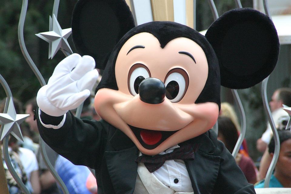 Mickey Mouse, Walt Disney, Parade, Disney, Mickey