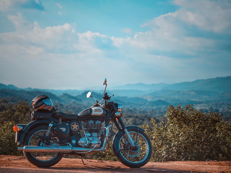 Motorcycle, Wanderlust, Motorbike, Travel, Landscape