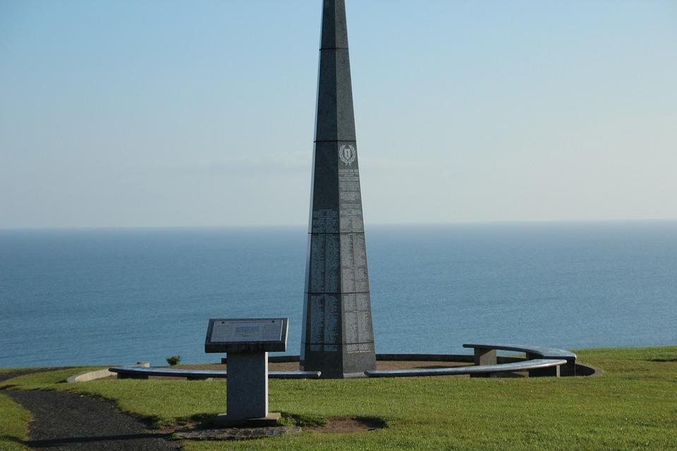 Omaha, Beach, Normandy, War, D-day, Memorial
