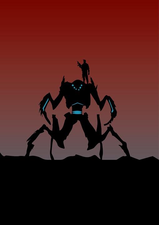 Robot, War, World War 3, Technology, Fiction, Alien