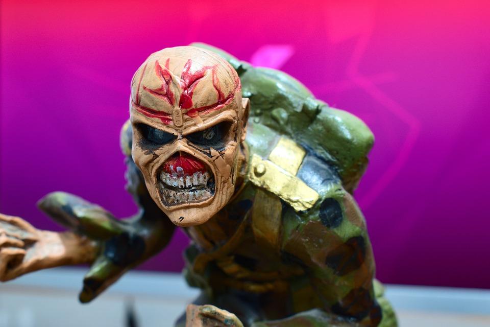Soldier, Toy, Figure, Figurine, Eddie, Monitor, War