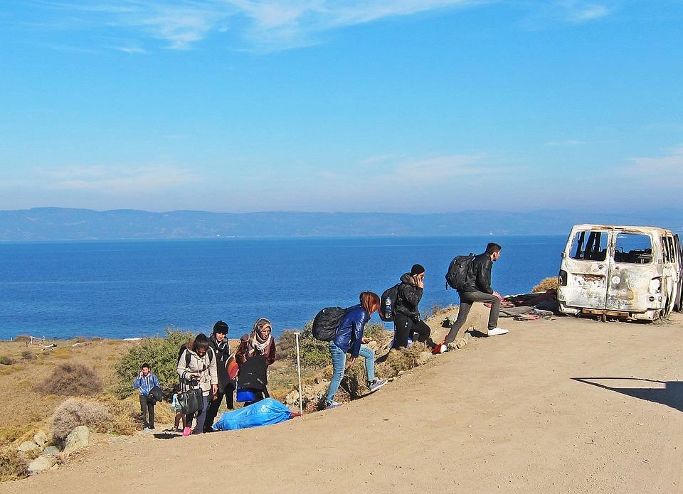 Syria, Refugees, Greece, Turkey, War, Europe, Migration
