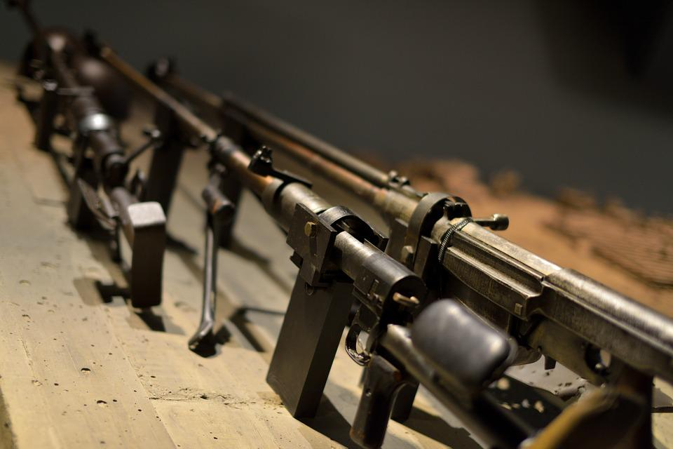 Echoes Of War, May 9, Rifle, Weapons, War