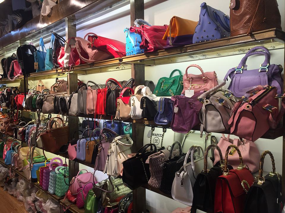 Bags, Market, Shopping, Sale, Colors, Warehouse, China