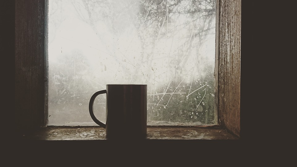 Coffee, Cold, Mug, Warm, Morning, Drink, Cup, Window