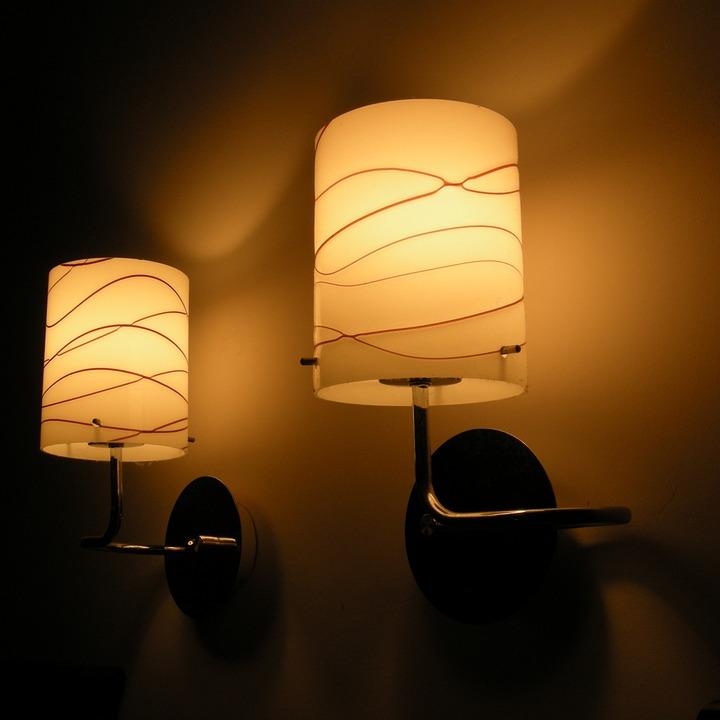 Lighting, Warm, Simple
