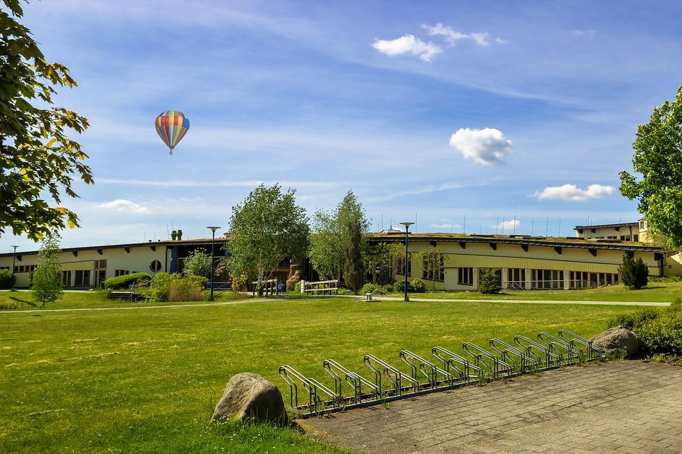 Spa, Templin, Hot Air Balloon, Recovery, Water, Warm