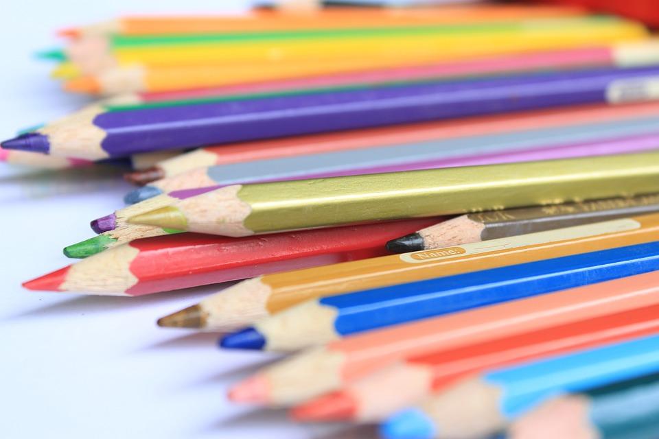 Colour, Pencil, Education, Pendidikan, Pensil, Warna