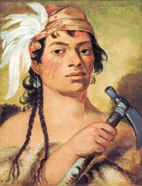 Native American, American Indian, Hunter, Warrior