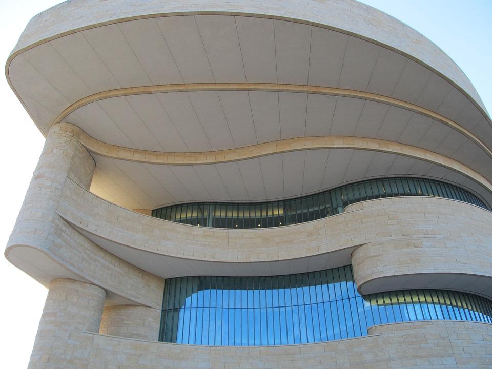 Museum, Dc, Historical, Washington, Usa, Architecture
