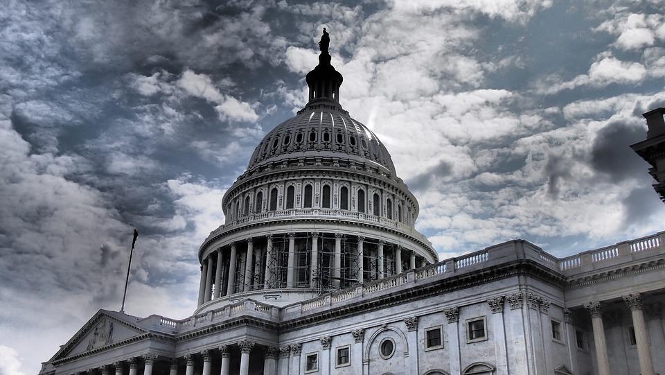 Washington, Capitol, Usa