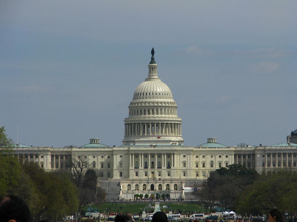 Dome, Building, Washington, Architecture, Washington Dc