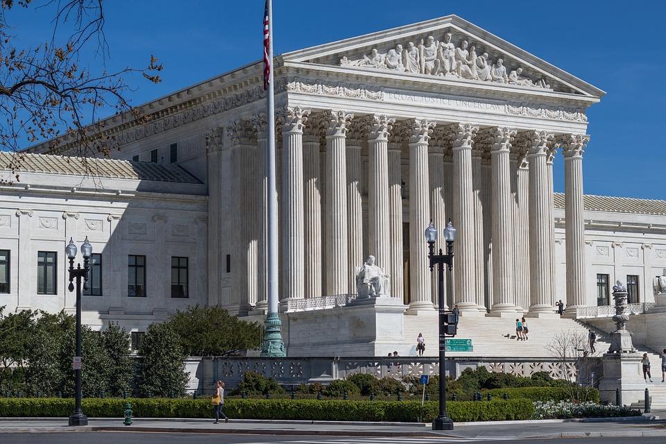 Us Supreme Court Building, Washington Dc, Government