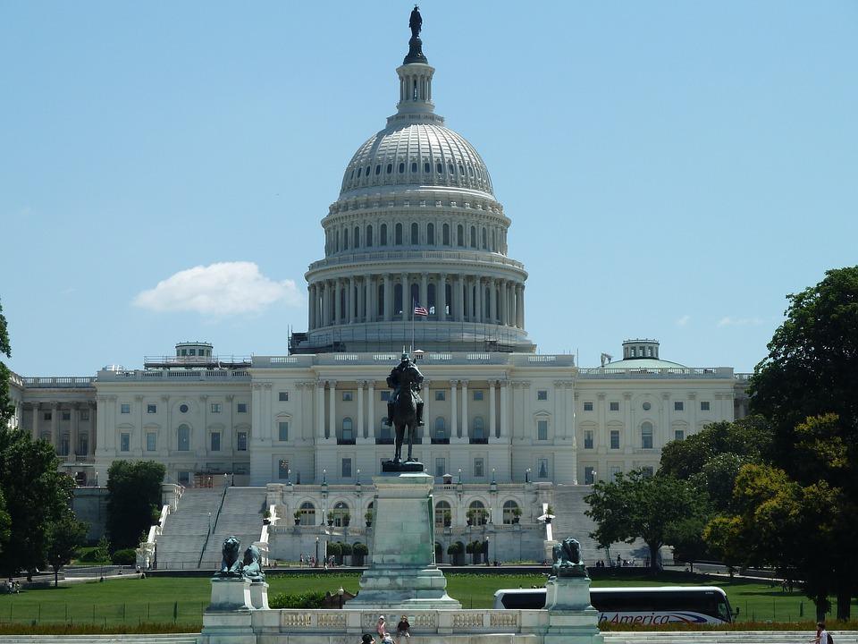 Us Capitol, Government, Washington Dc, Monument