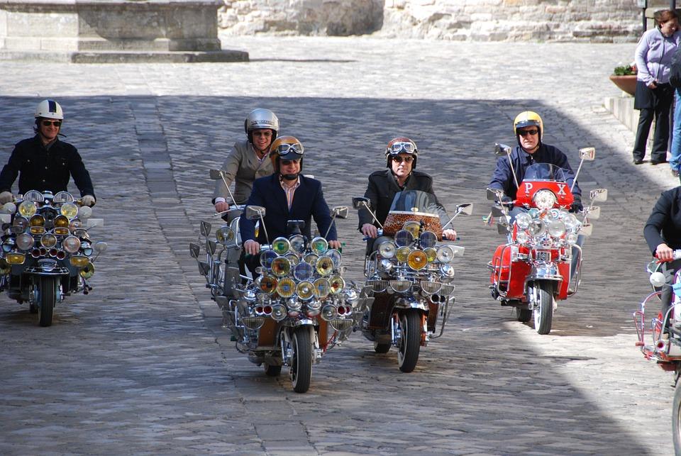 Motorcycles, Wasp, Lambretta, San Leo, Moto
