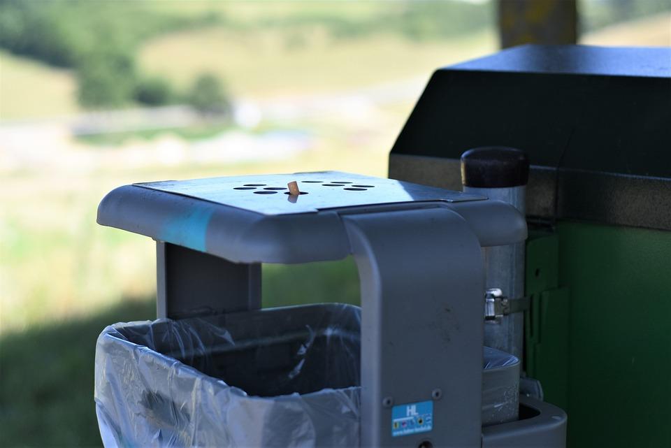 Waste Bins, Garbage, Waste, Recycling